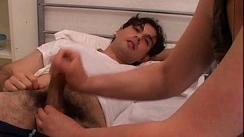 Секс белокурая шлюха титьки